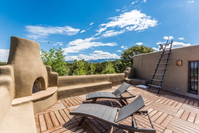 One reason to sell your Santa Fe home now is that buyers can't resist our amazing late summer weather.