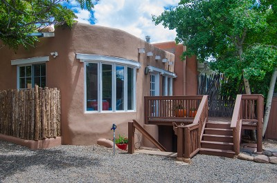 860 E. Palace - one of my Santa Fe listings