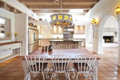Santa Fe Kitchen 1