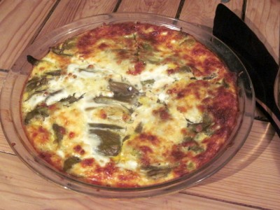 chile relleno quiche 1